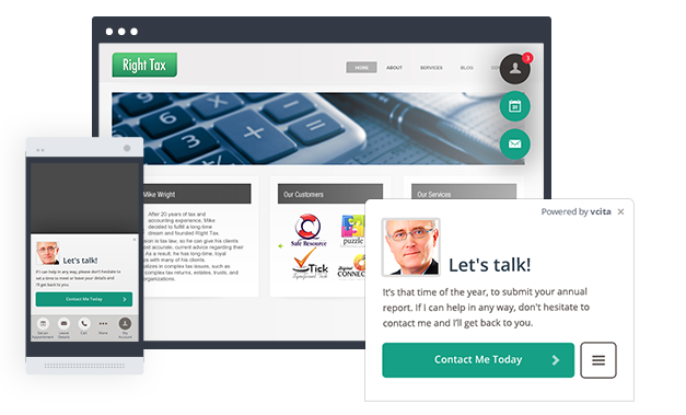 Client Engagement Platform for Small Businesses by vCita