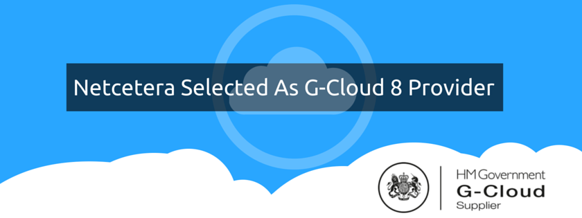 Netcetera Receives UK Government G-Cloud Supplier Approval