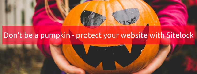 Make your website safe for HALLOWEEN and beyond
