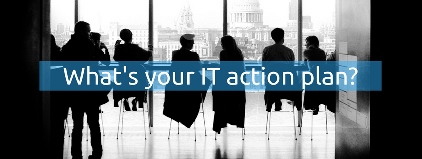 Put your IT business action plan into place with Netcetera