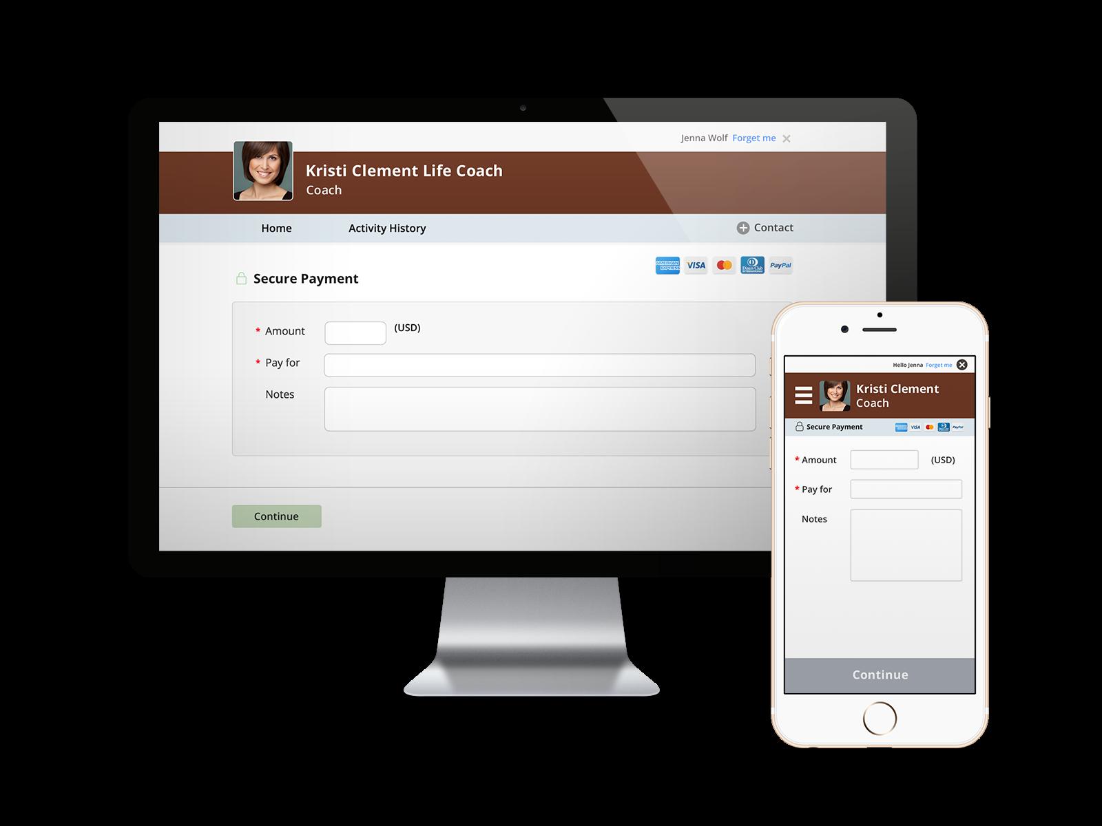 Image 6 - LiveSite Online Payments